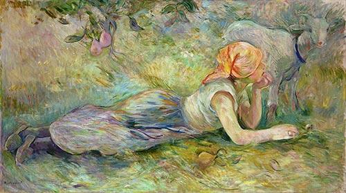 Berthe Morisot — Musée Marmottan Monet